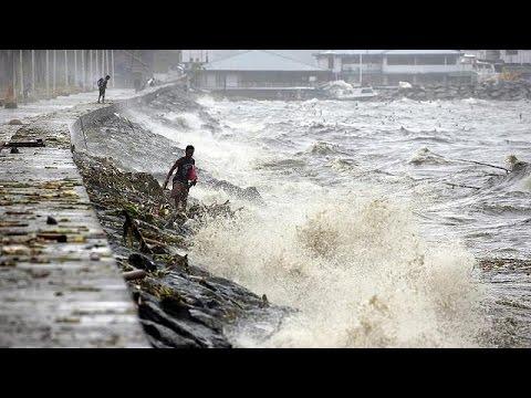 Filippine, 68 morti per piogge e inondazioni