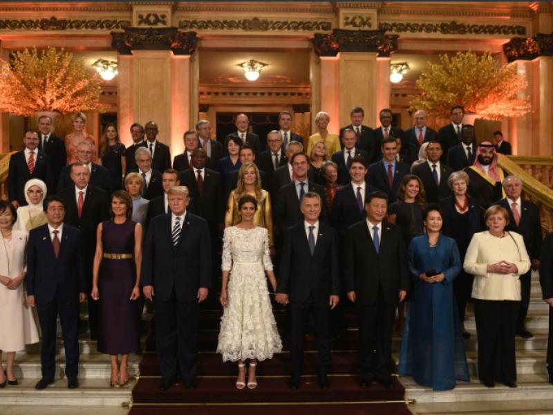 G20 Argentina, trovato accordo sul commercio