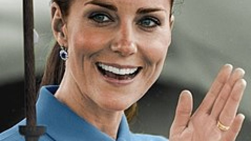 Royal Family, Kate incinta per la quarta volta?