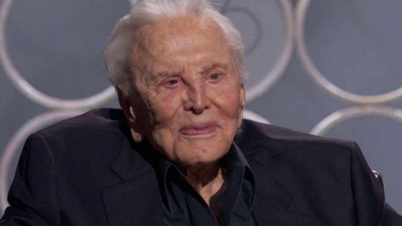 Premi Oscar da record: buon 102esimo compleanno Kirk Douglas