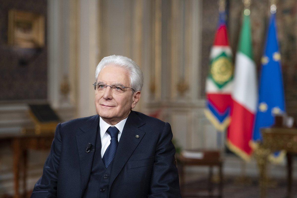 """Mattarella, discorso di fine anno: """"Vanno evitate tasse sulla bontà"""""""