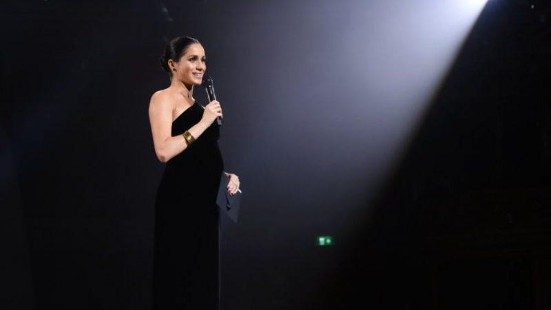 Meghan Markle e la manicure scandalo ai British Fashion Awards