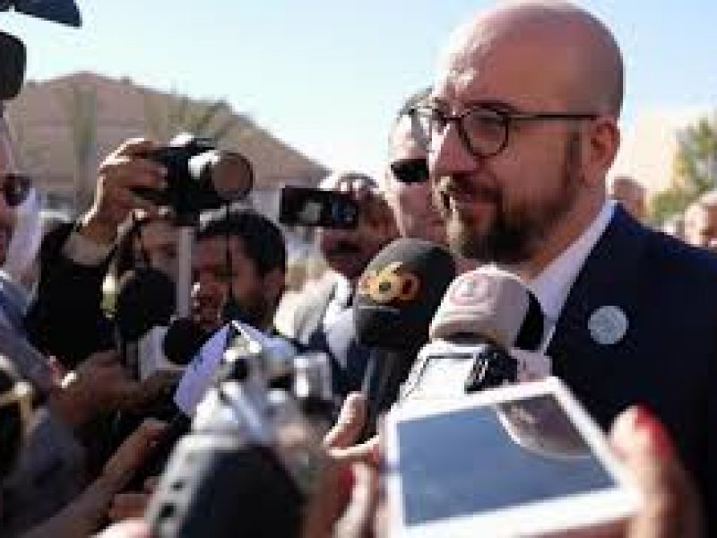 Belgio, si dimette il premier Michel