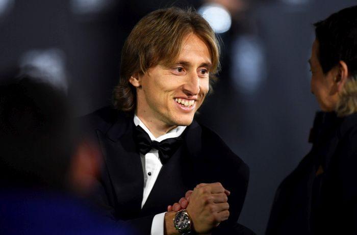 Pallone d'Oro, trionfa Modric: finisce il duopolio Messi-Ronaldo