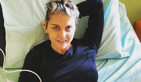 Nadia Toffa, auguri di Natale dal letto d'ospedale