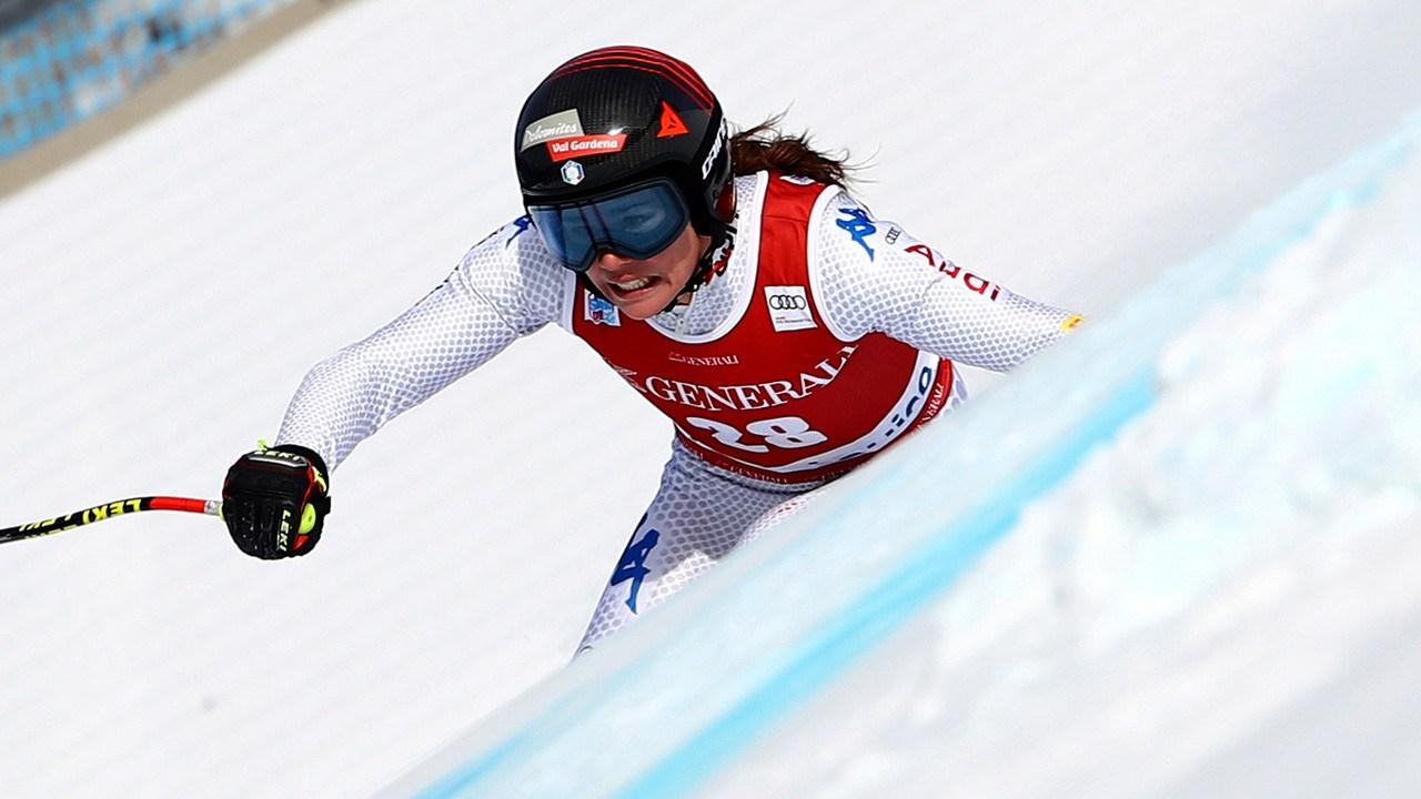 Coppa del Mondo, Nicol Delago 2a in Val Gardena: primo podio in carriera