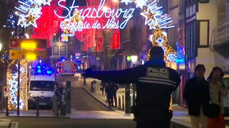 Strasburgo, sale a 5 il bilancio delle vittime
