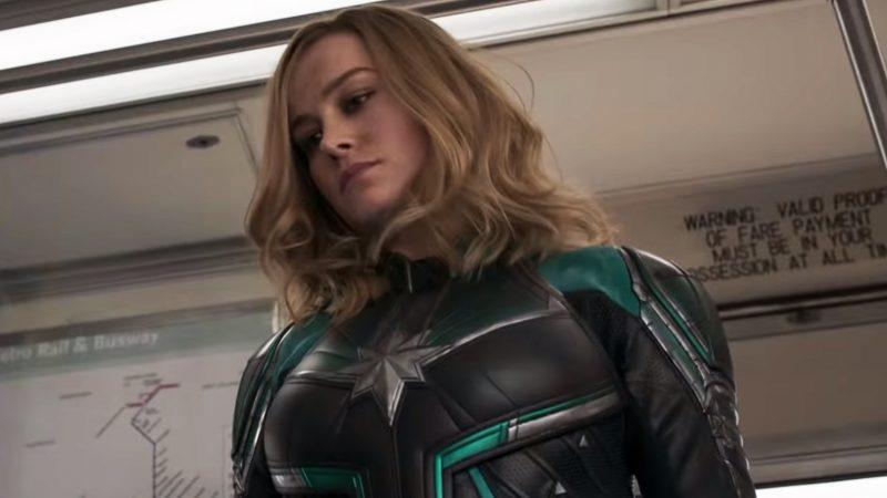 Ecco il trailer di Captain Marvel
