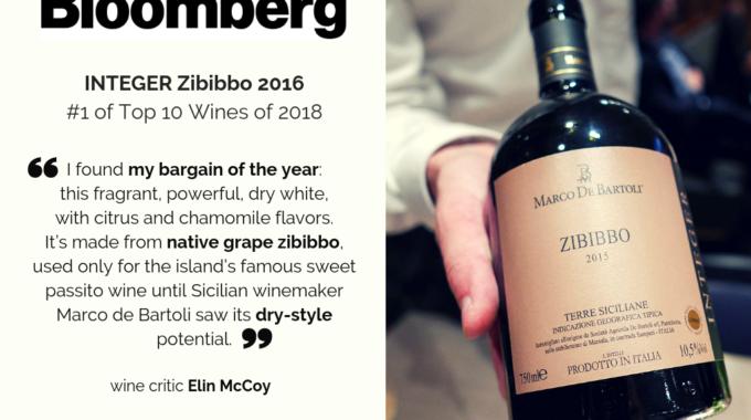 Lo Zibibbo di Pantelleria in cima alla classifica dei 10 vini migliori al mondo