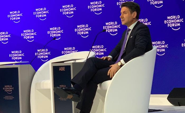 Davos 2019, le dichiarazioni del ministro dell'economia Tria!