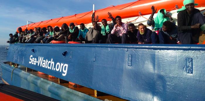 Sea Watch, la Corte di Strasburgo respinge il ricorso dei migranti