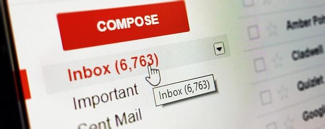 Accumulare mail? E' una malattia. Ecco perché ne soffri