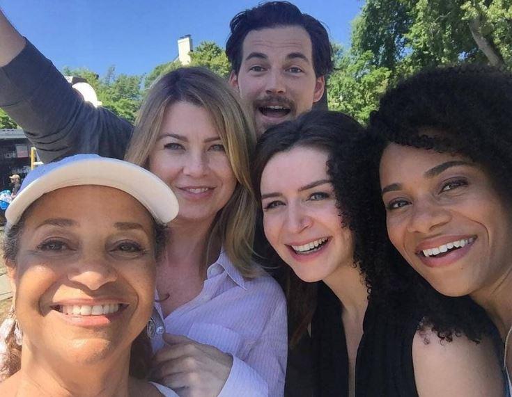 Grey's Anatomy, è vero amore per Ellen Pompeo | Si24