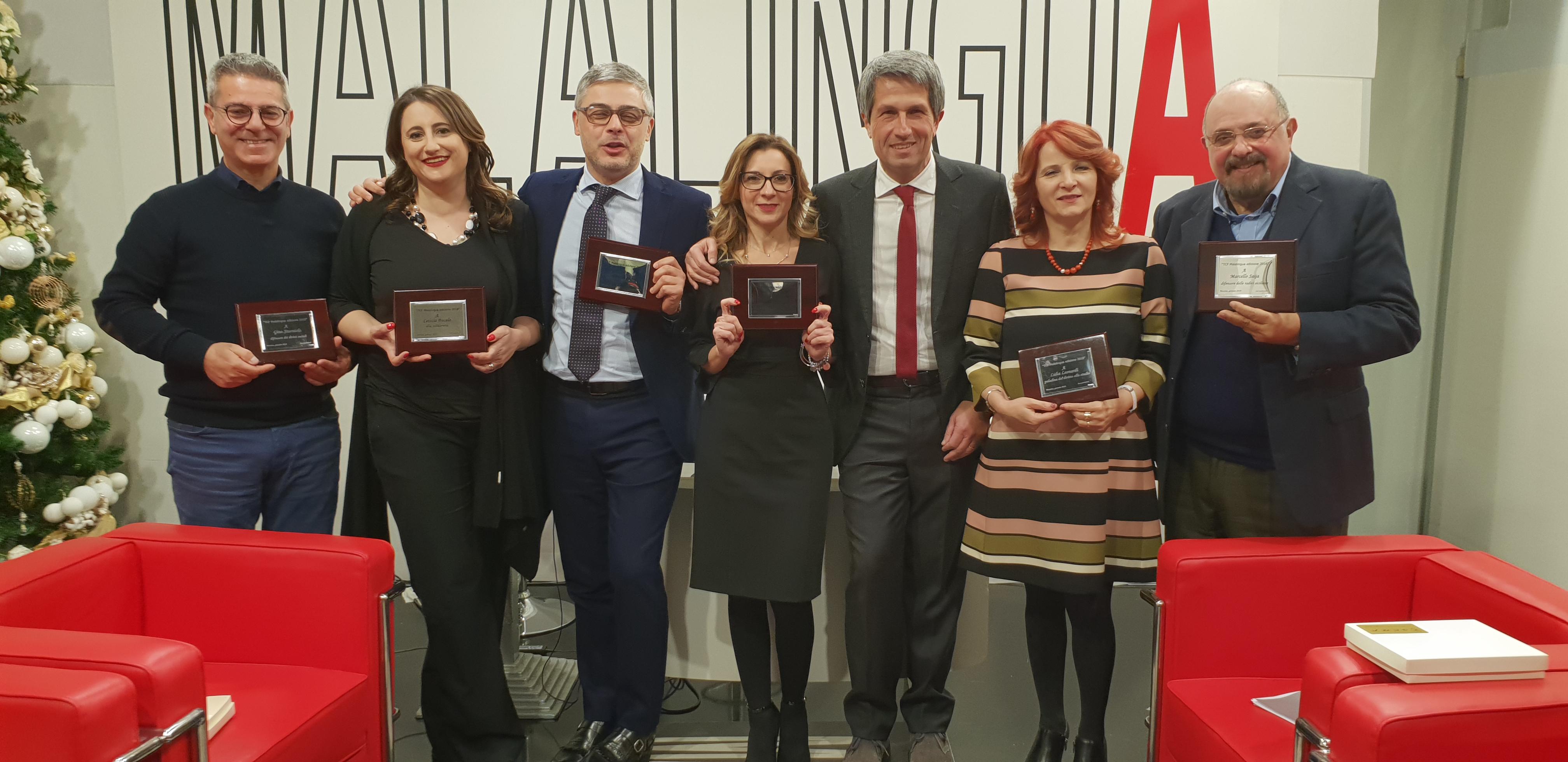 Premi Malalingua 2018, tra i vincitori il giovane migrante Idris