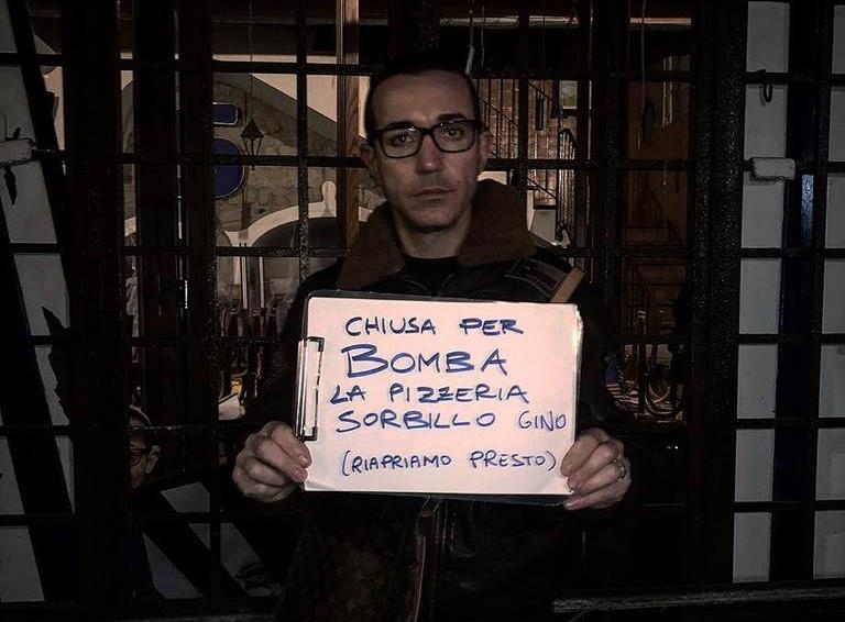 Napoli, bomba esplode davanti alla pizzeria Sorbillo: la solidarietà di Fico