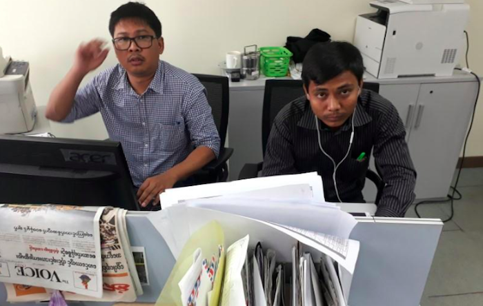 Myanmar, confermata la condanna per i 2 giornalisti della Reuters