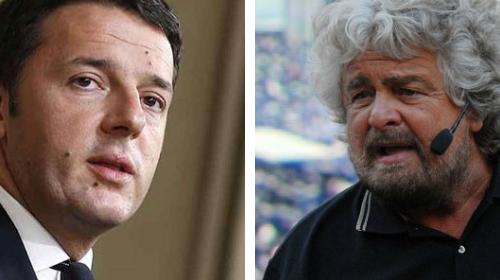 Patto trasversale per la scienza, Grillo e Renzi firmano con Burioni