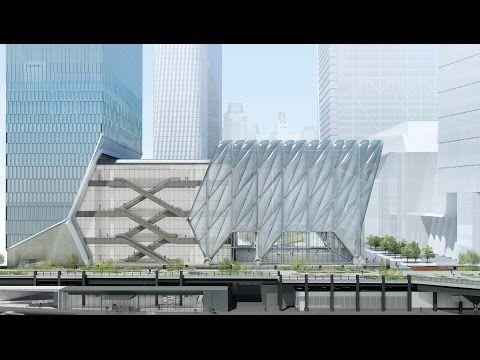 NY, nasce sull'Hudson il polo d'avanguardia artistica