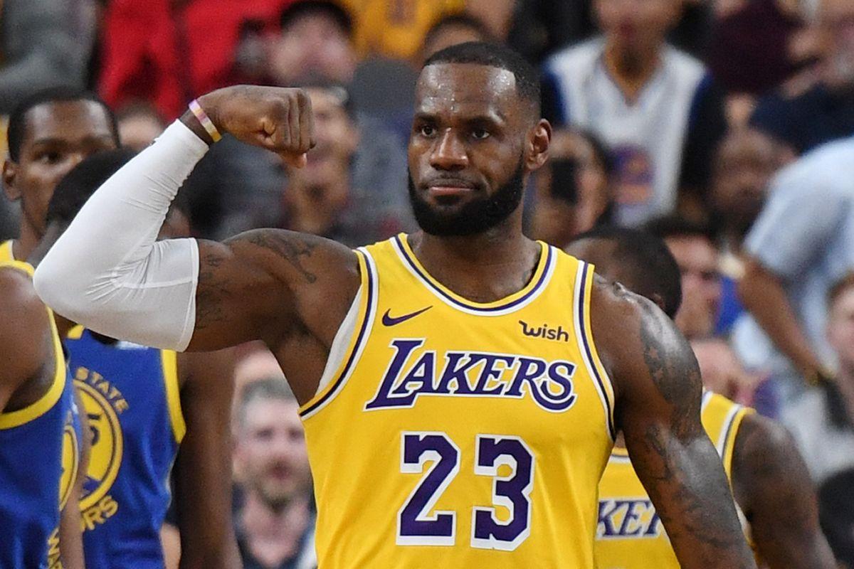 """Basket, parla LeBron: """"Dobbiamo riportare i Lakers dove meritano"""""""