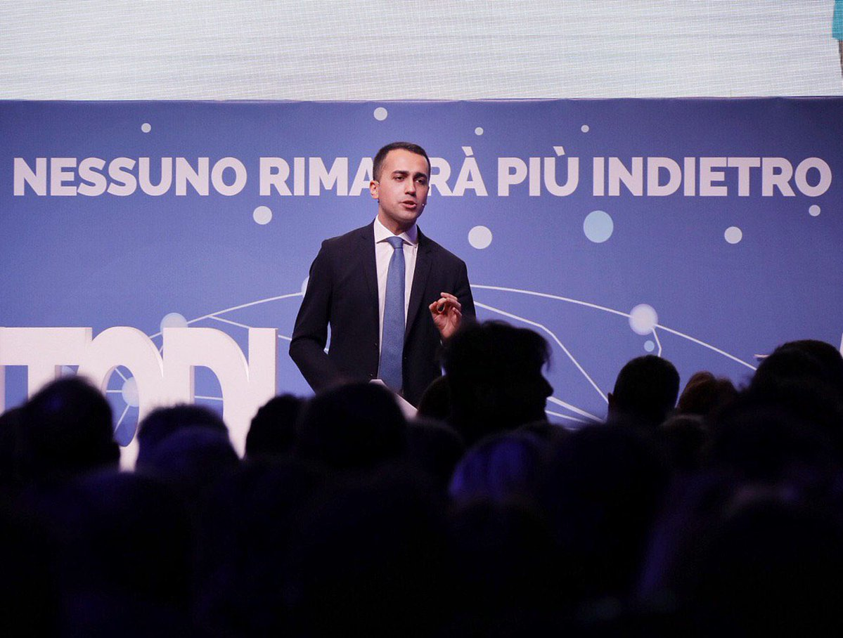 """Reddito di cittadinanza, Di Maio: """"Mettiamo in sicurezza i più deboli"""""""