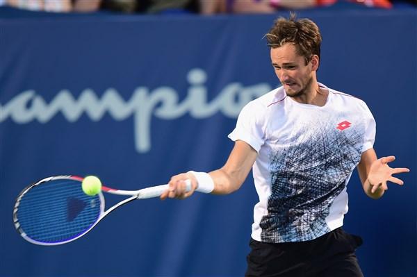 ATP Brisbane, Medvedev elimina Murray. Ok Dimitrov e Nishikori