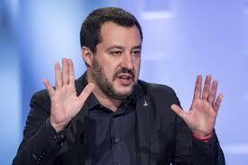 "Trivelle, Salvini: ""Sì a ricerche in mare"""