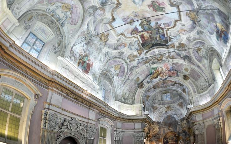 Torino, dopo 2 anni riapre chiesa del Santo Sudario