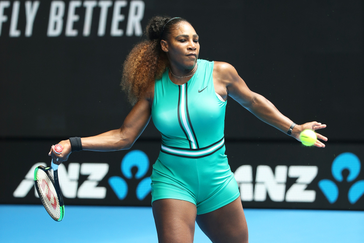 Australian Open, Serena Williams abbatte la Halep. Djokovic c'è, eliminato Zverev