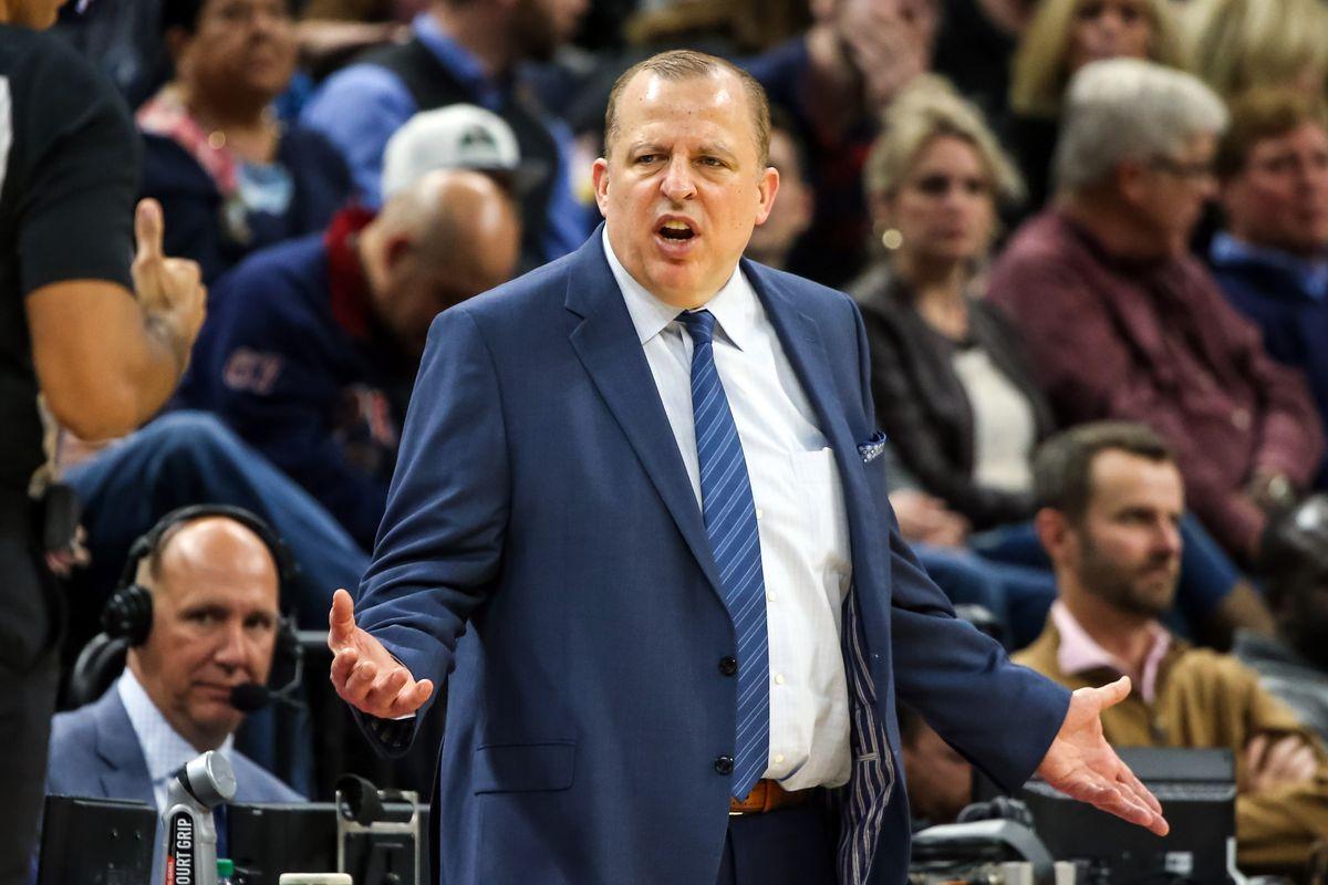 NBA, i Minnesota Timberwolves esonerano coach Thibodeau