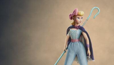 Toy Story 4, Bo Peep è tornata
