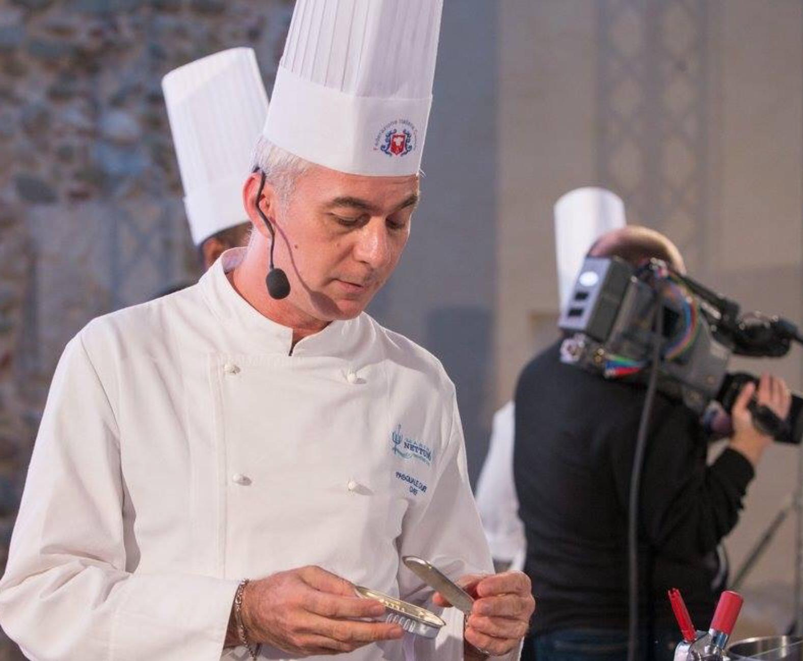 Chef Pasquale Caliri ad Expocook con una ricetta che parlerà siciliano