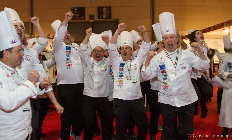 Verso i Campionati di Cucina Italiani, la cena sperimentale del Culinary team Palermo