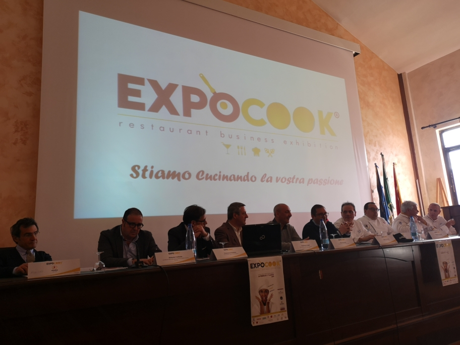 Svelato il programma di Expocook 2019, ce ne sarà davvero per tutti i gusti
