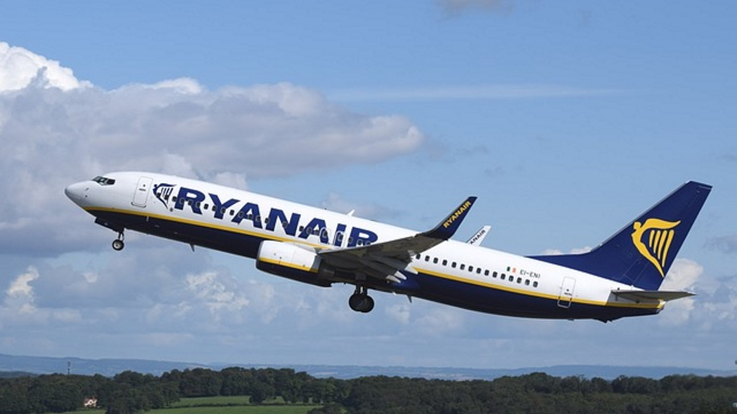Ryanair, nuove assunzioni di Assistenti di volo nel 2019