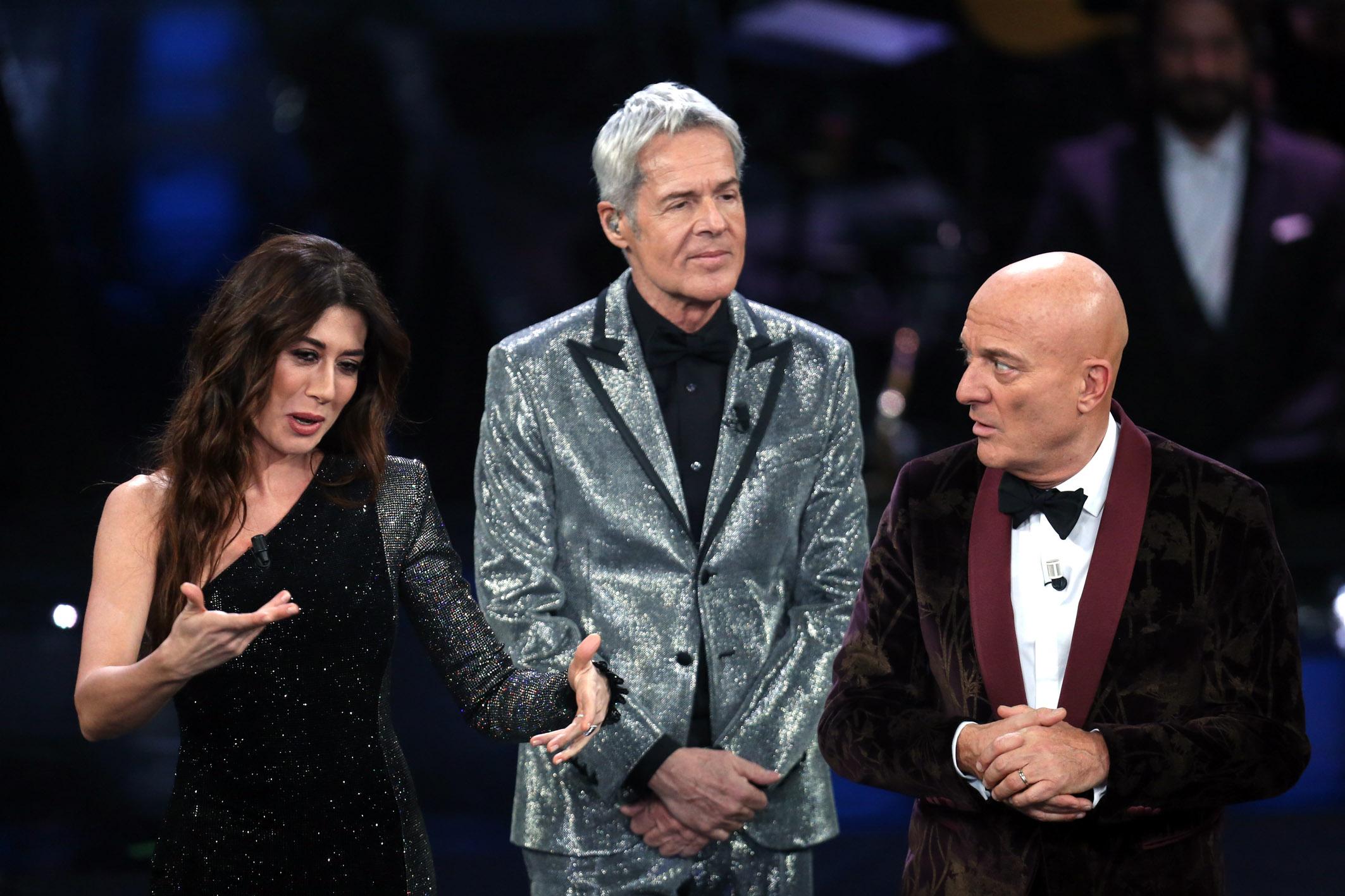 Sanremo 2019, flop anche per la quarta serata