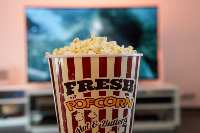 Dieta, i film horror mettono a rischio la linea