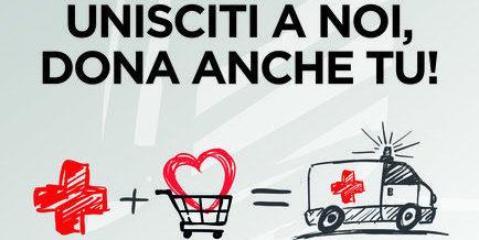 Forum Palermo e Croce Rossa italiana insieme per una campagna solidale