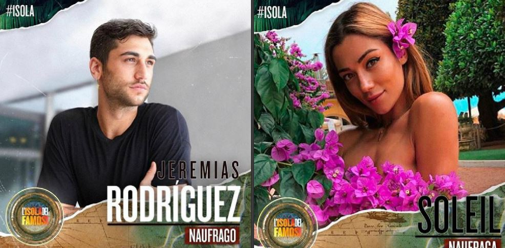 Gossip Isola 2019, Soleil e Jeremias insieme?