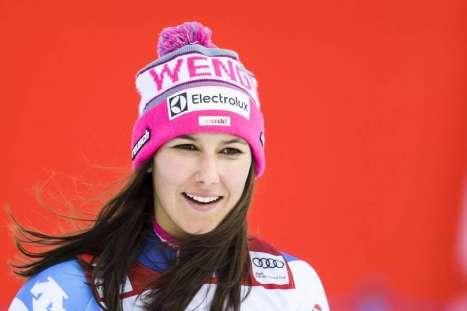 Mondiali sci, a Wendy Holdener la combinata. Brignone solo 6a