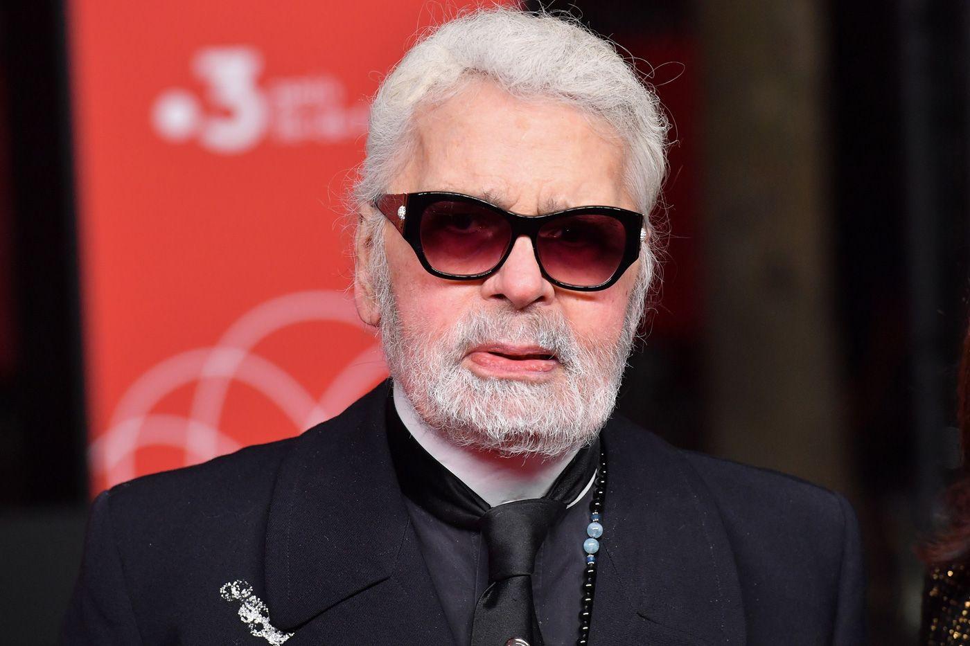 Moda in lutto, è morto lo stilista Karl Lagerfeld