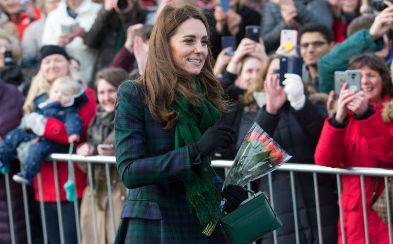 Royal baby, Kate Middlenton svela il carattere di Louis