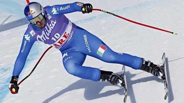 Mondiali Sci, Dominik Paris oro in Super-G! Innerhofer giù dal podio