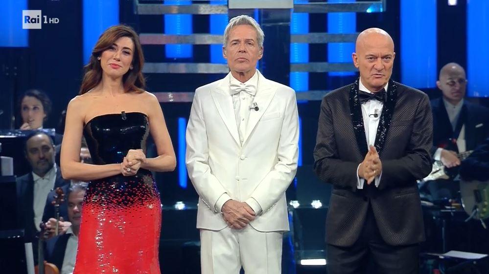 Sanremo 2019, gli abiti della serata finale di Virginia Raffaele