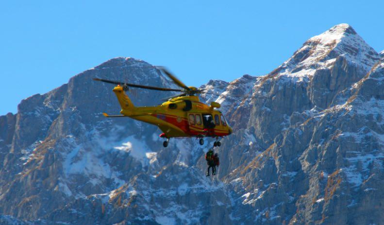Pordenone, incidenti uguali in momenti diversi: morti due escursionisti