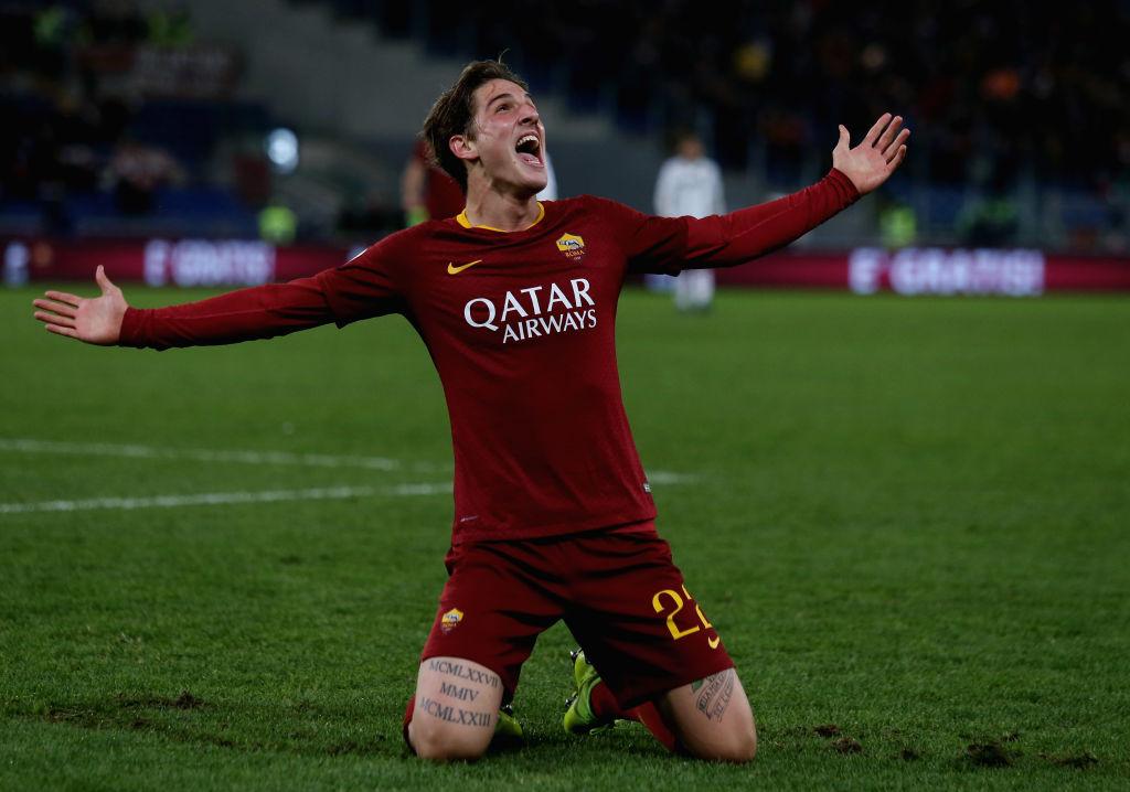 Champions League, i risultati degli ottavi: Zaniolo show, 2-1 Roma
