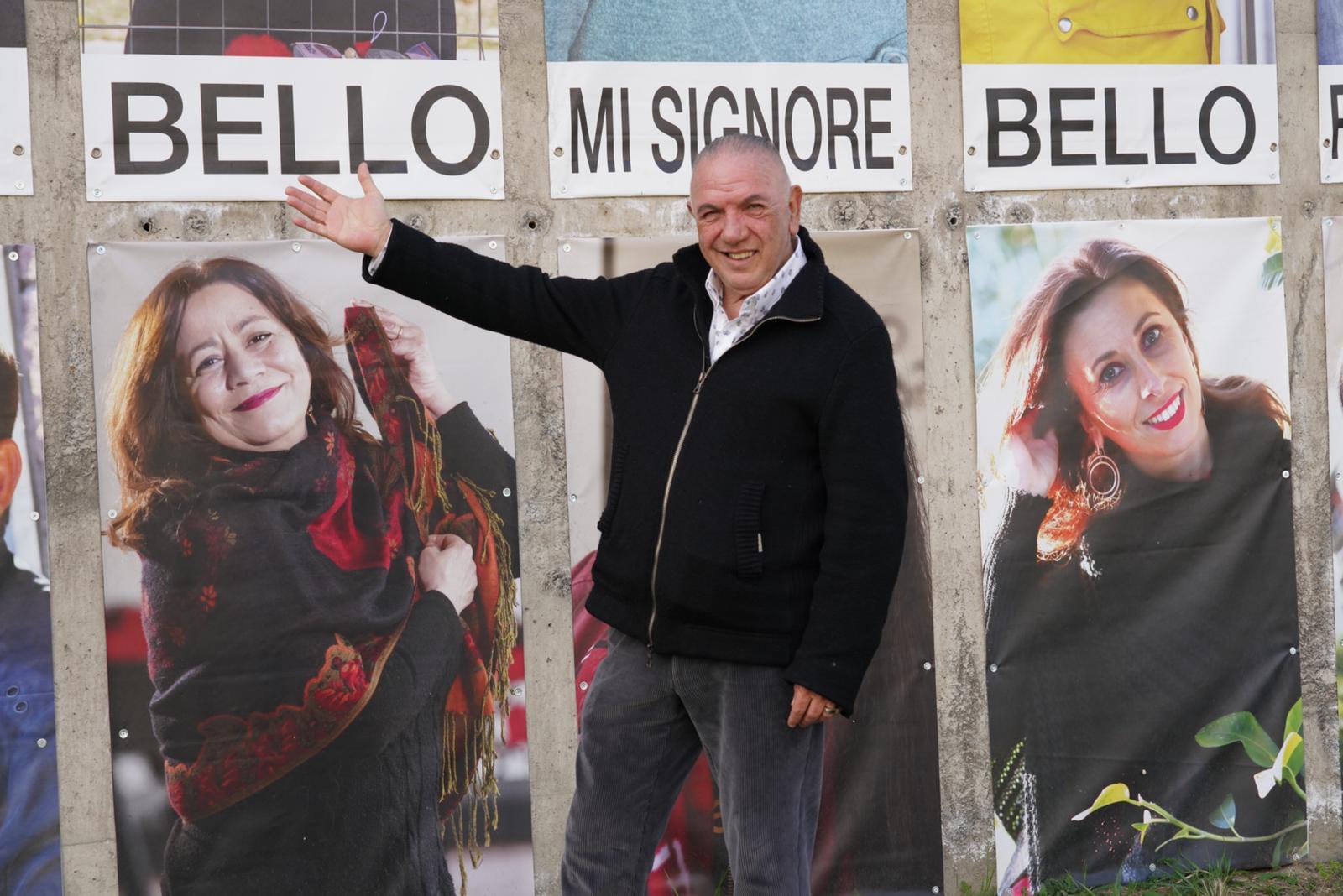 Catania, street art e preghiera: il cantico artistico in nome di S. Francesco