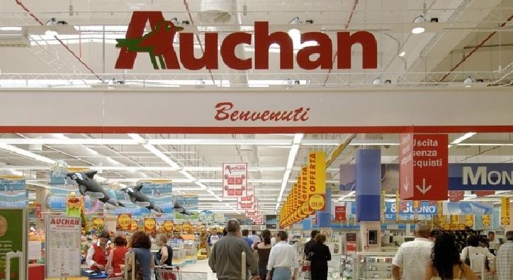 Auchan assume giovani nei punti vendita in Italia