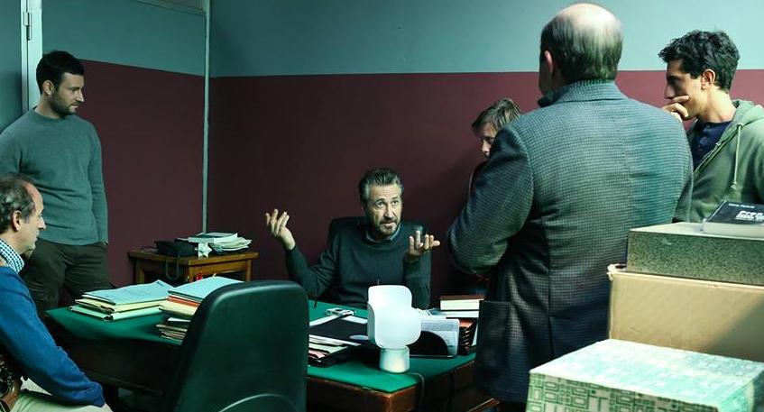 Rocco Schiavone, via alle riprese: la terza stagione in onda da autunno