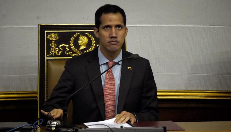 Blackout in Venezuela: Guaidò indagato