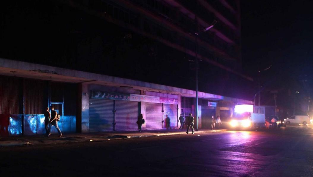 Venezuela, di nuovo blackout: 5 Stati al buio